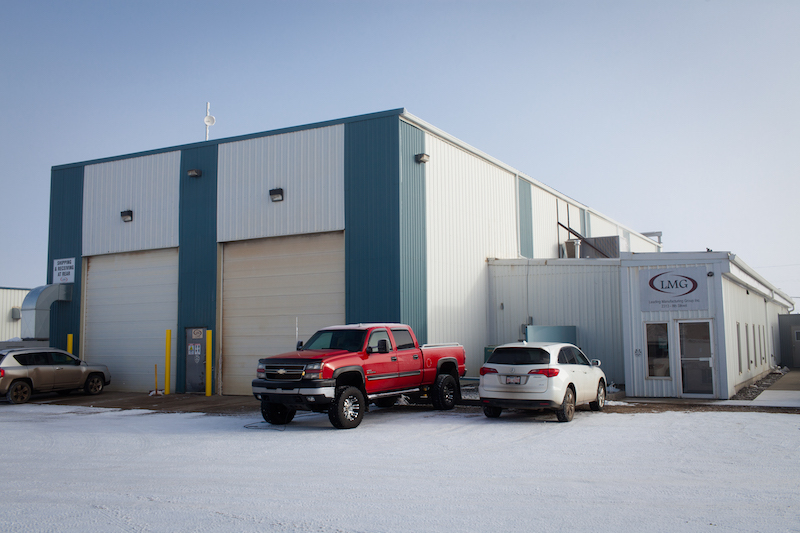 Overhead Cranes Nisku : Nisku leading manufacturing group